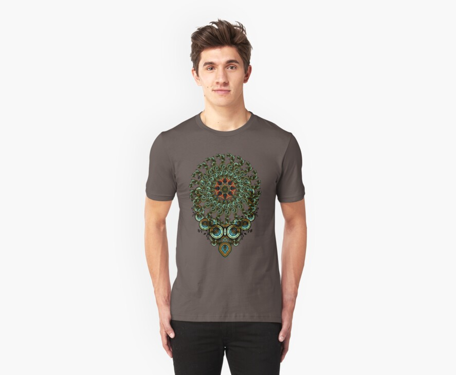 incadelica Unisex T-Shirt by Webgrrl