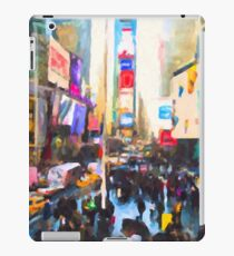 Times Square iPad Case/Skin