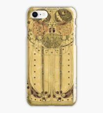 Vintage famous art - Charles Rennie Mackintosh  - The Wassail iPhone Case/Skin