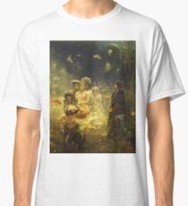 Vintage famous art - Ilya Repin - Sadko 1876 Classic T-Shirt
