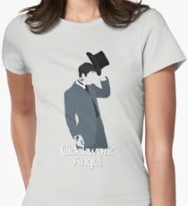 """William """"Will"""" Herondale   Clockwork Angel Women's Fitted T-Shirt"""