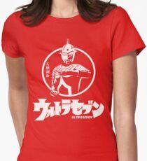 Retro Tokusatsu Ultra seven Ultraman 7 T-Shirt