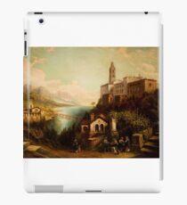 JOHN BELL () Lago Maggiore,  iPad Case/Skin