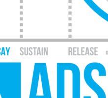 ADSR Sticker