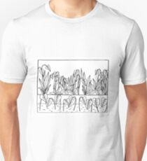 In the Greenhouse Unisex T-Shirt