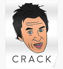 Peep Show Super Hans Crack Poster