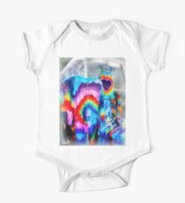 Tie Dyed One Piece - Short Sleeve