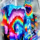 Tie Dyed by Susan Savad