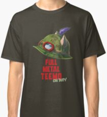 Teemo from League of Legends Classic T-Shirt