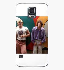 benommen und verwirrt Hülle & Klebefolie für Samsung Galaxy