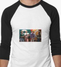 dazed and confused Men's Baseball ¾ T-Shirt