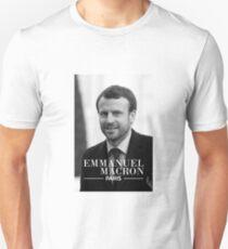 "Emmanuel Macron Costard ""Paris"" - #untshirtpourmacron T-Shirt"