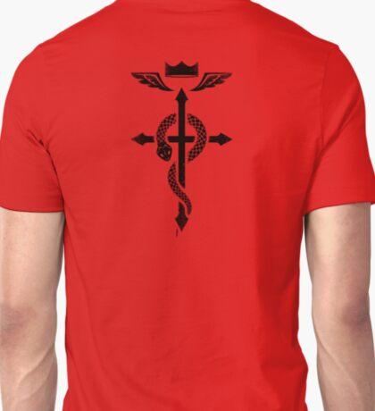 Fullmetal Alchemist Flamel - Black T-Shirt