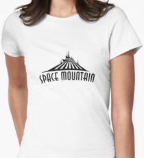 SMSPLogoBlack Women's Fitted T-Shirt