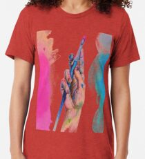 Painter's Hand Tri-blend T-Shirt