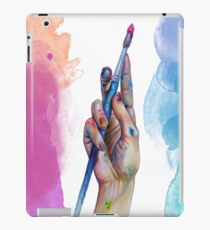 Painter's Hand iPad Case/Skin