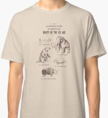 Beasts of the Ice Age Classic T-Shirt