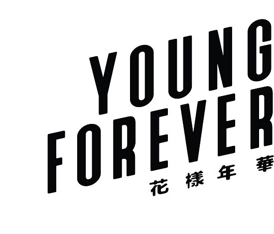 Quot Bts Young Forever Print Quot Posters By Yongguklove Redbubble