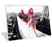 Round Dance : Above The City Laptop Skin