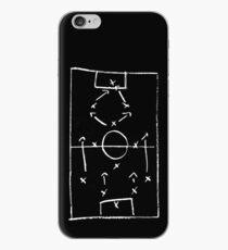 Vinilo o funda para iPhone Fútbol (Fútbol) - Tiempo de Tácticas