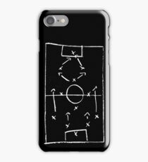 Football (Soccer) - Tactics Time iPhone Case/Skin
