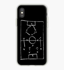 Football (Soccer) - Tactics Time iPhone Case