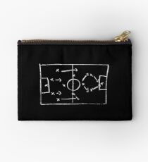 Fußball (Fußball) - Taktik Zeit Studio Clutch