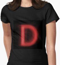 D3 Women's Fitted T-Shirt
