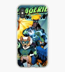 The Mighty Menagerie iPhone Case