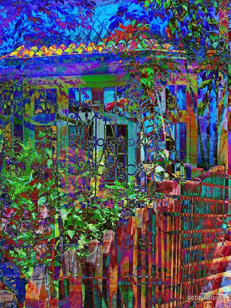 Garden Hideaway by debzulawski