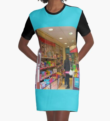 And lead us not into temptation...!!! T-Shirt Kleid