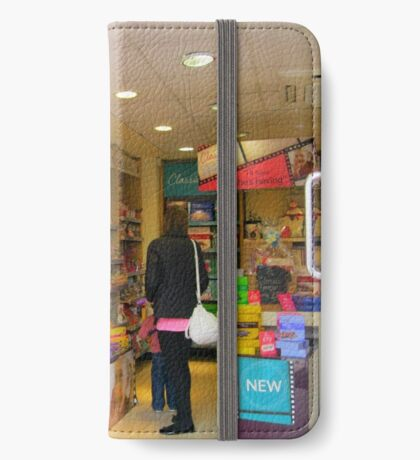 And lead us not into temptation...!!! iPhone Flip-Case