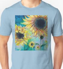 Supermassive Sunflowers Unisex T-Shirt