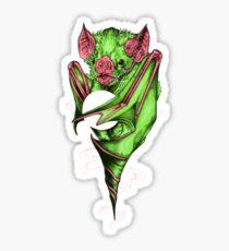 Candy Bat Sticker