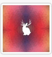 Miike Snow - Geometric Sticker