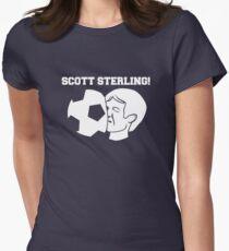 Scott Sterling! Women's Fitted T-Shirt