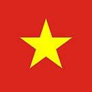 Vietnam Flag Products by Mark Podger