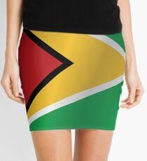 Guyana flag Mini Skirt