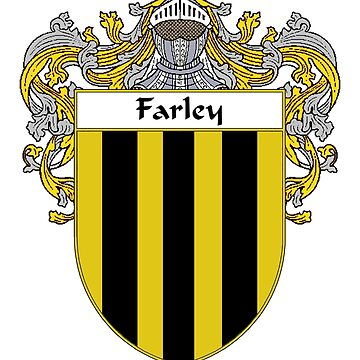 Farley Coat of Arms/Family Crest by IrishArms