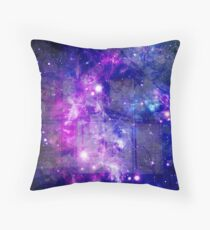 <Lost in> Throw Pillow