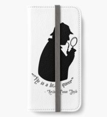 """He is a little queer"" iPhone Wallet/Case/Skin"