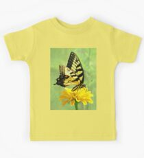 Eastern Tiger Swallowtail Butterfly Kids Clothes