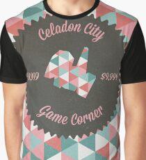 Celadon Game Corner Graphic T-Shirt