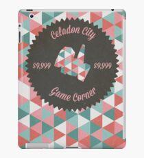 Celadon Game Corner iPad Case/Skin