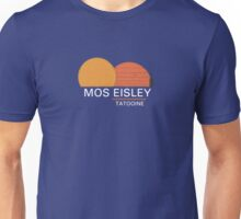 Star Wars Mos Eisley Unisex T-Shirt
