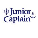 Junior Captain Kids/Baby Design by Marianne Paluso