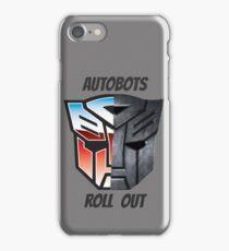 Autobots iPhone Case/Skin