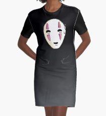 Kaonashi Vestido camiseta