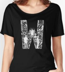 W Is For Winchester Women's Relaxed Fit T-Shirt