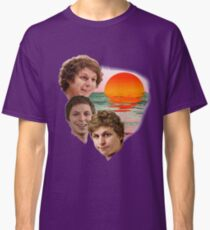 3 Cera Sunset Classic T-Shirt